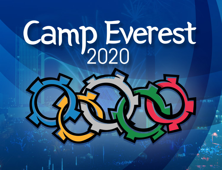 Camp Everest 2020